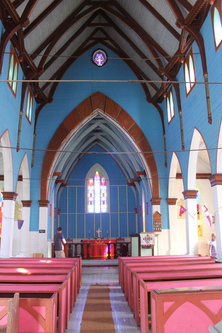 Holy Trinity Anglican Church. Stanly Mission, Saskatchewan,Ca.