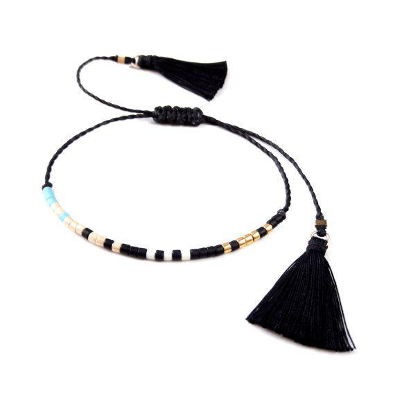 amitié perles rocaille perle bracelet perle wrap par ToccoDiLustro