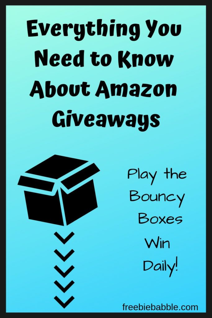 Everything You Need to Know About Amazon Giveaways