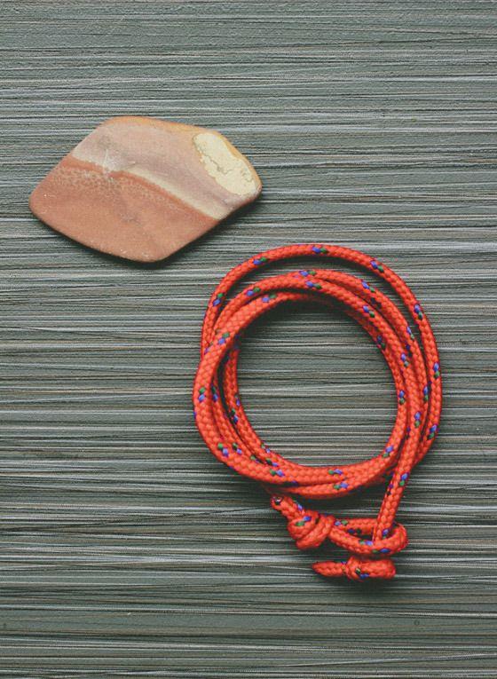 Nautical Bracelet DIY