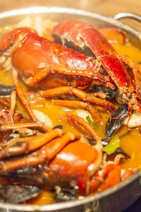 Portuguese Seafood Rice Recipe by Nelsoncarvalheiro.com