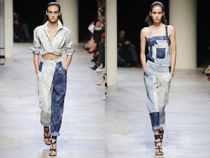 Модный деним: джинсовые наряды от известных дизайнеров - Ярмарка Мастеров - ручная работа, handmade
