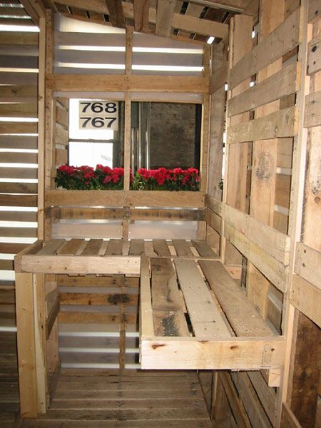 17 Best images about Pallet house ideas on Pinterest | Pallet ...