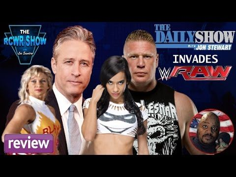 WWE Raw 3-2-15 Review: Daily Show Invades Seth Rollins! Alundra Blayze is Hall of Fame Bound! The RCWR Show | Entertainment | Sports