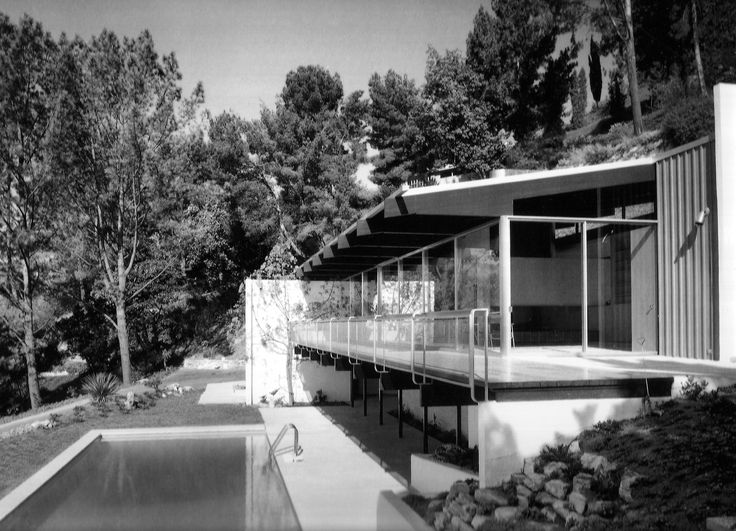 17 best images about neutra balconies and terraces on for Villa rentsch