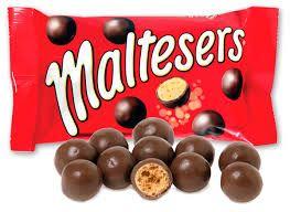 Maltesers Chocolate #CaramelFreeCandy