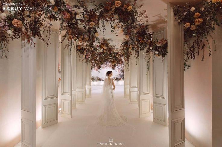 Sabuywedding   สวยคลาสิกโรแมนติกสไตล์ฝรั่ง งานแต่งชวนฝันของเจ้าสาวมีเทสต์