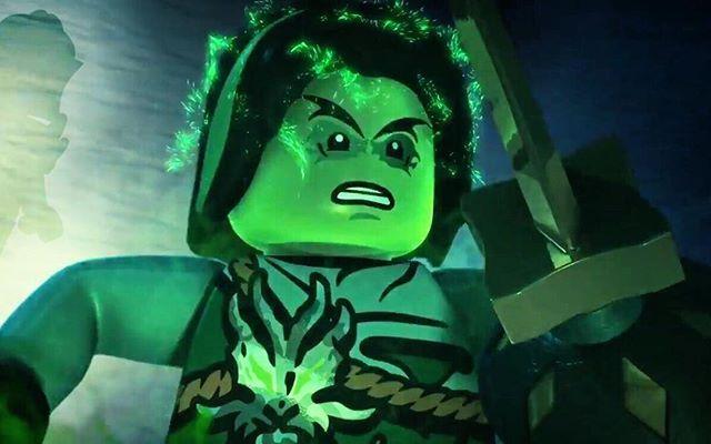 Morro. - - #Ninjago  #Ninjago2016  #LegoNinjago #Fall2016 #DayOfTheDeparted #Lego #Overlord #BringBackTheOverlord