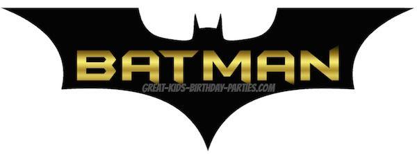 Free #Superhero Printables - Batman Font free download.