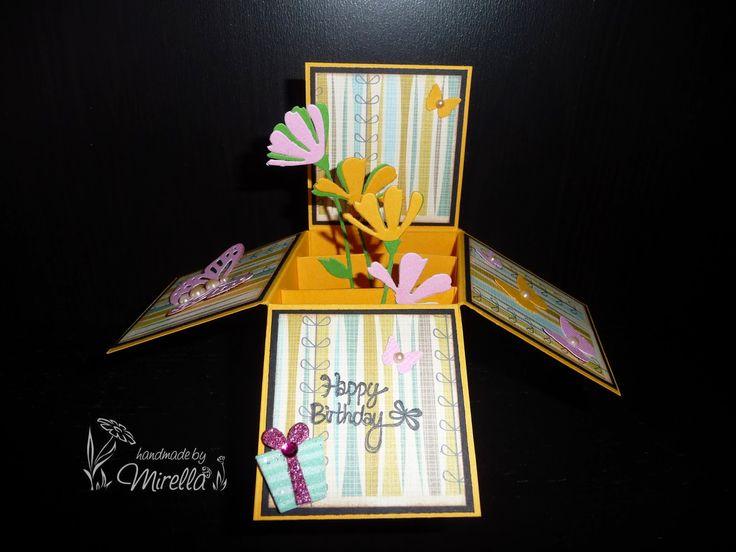 A card in a box
