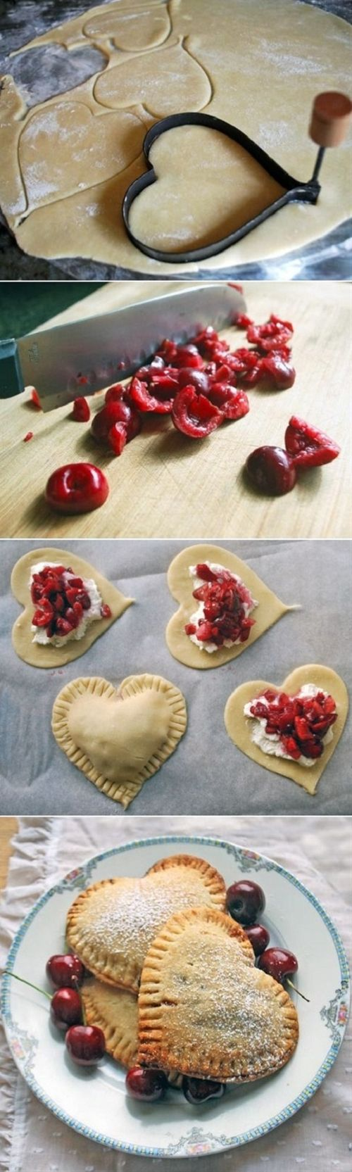 I made these this valentines day. I think I'll make them every year and maybe for my sons school they're so great! And yummy