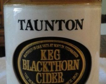 Taunton Keg Blackthorn Cider - Edit Listing - Etsy