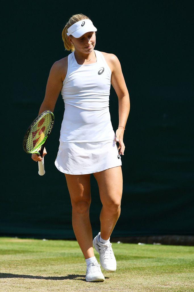 Daria Gavrilova Photos Photos Day Six The Championships Wimbledon 2018 Tennis Players Female Daria Gavrilova Wimbledon