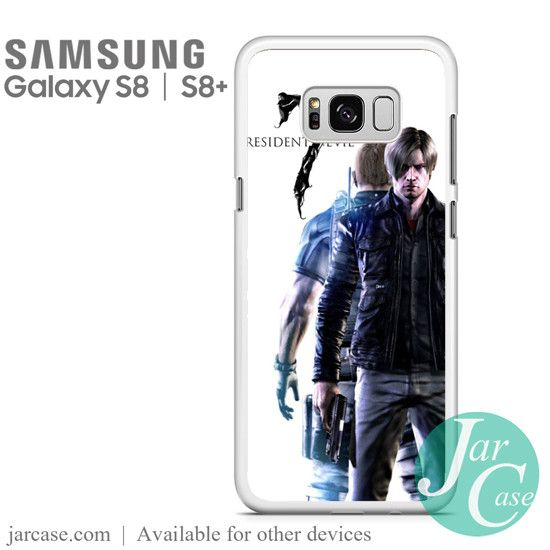 Resident Evil 7 YZ 2 Phone Case for Samsung Galaxy S8 & S8 Plus