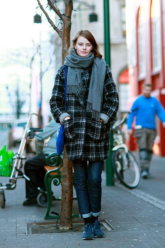 plaidcoatscarf iceland, Quick Shots, Reykjavik, street ...