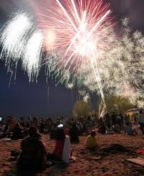Victoria Day Fireworks Display The City of Toronto will host a sparkling display of Victoria Day fireworks at Ashbridges Bay Park starting at 10 p.m. This year the City will be featuring a combination of over 2,000 fireworks complete with a spectacular finale! Location: Ashbridges Bay Park (Lake Shore Boulevard East and Coxwell Avenue)