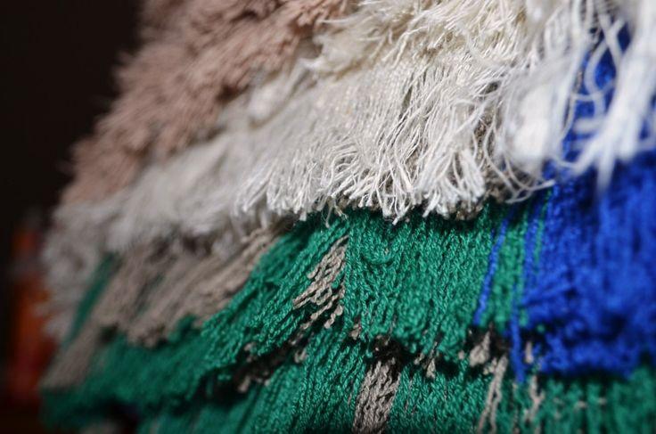 Soft plaid linen blankets on framestr.com