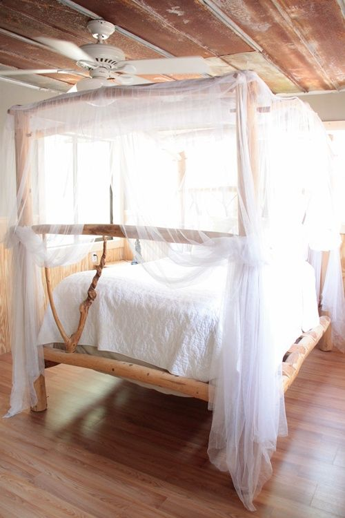 23 best home canopy options for four poster bed images for Canopy over bed