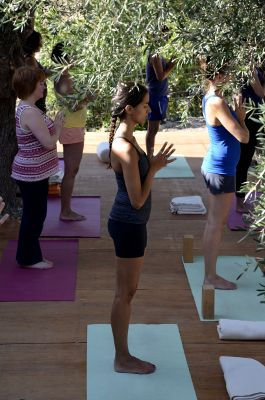Summer memories from YogaOnCrete