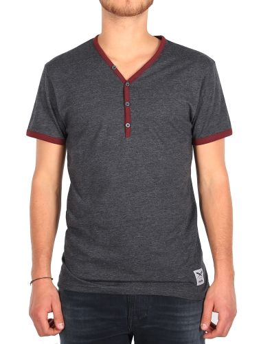"""Rugged Clerk Tee [anthra red] // """"Do It Today"""" - IRIEDAILY Pre Spring 2015 Collection - OUT NOW! // MEN: http://www.iriedaily.de/men-id/men-pre-spring-2015/ #iriedaily"""