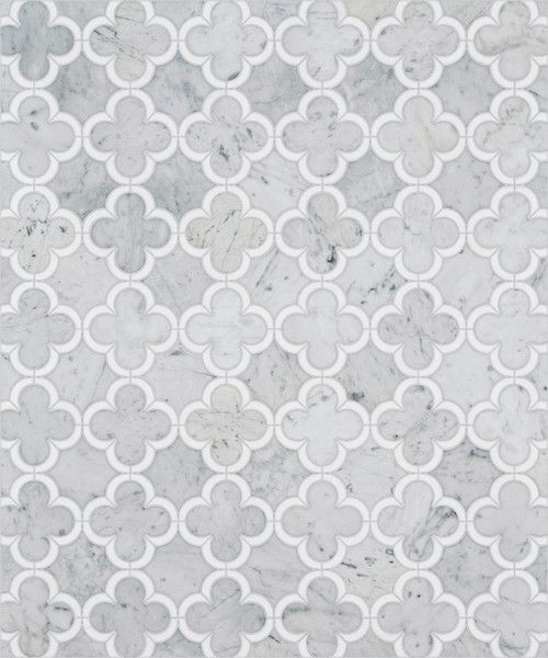 Mosaic Surfaces Sources: grey mosaic tile – Greige Design