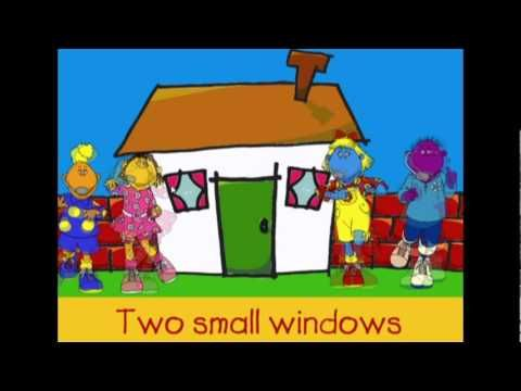 Tweenies Song Time Build A House