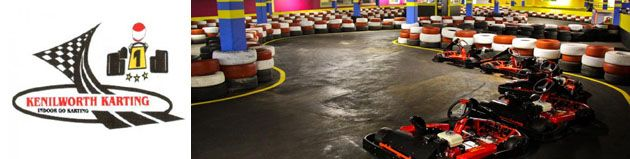 Go Kart Racing at Kenilworth karting in Claremont Indoor racing around a 310m race track. U/16yrs: R80 for 10 laps, R95 for 15 laps, R110 for 20 laps. Junior Racing at R25 for 5 min/R50 for 10min. (Kenilworth Karting, 10 Myhoff Road, Claremont/ 021 683 2670021 683 2670/ Open: Mon, Wed-Thu 13:00-23:00, Fri 11:00-23:00, Sat-Sun 10:00-23:00)