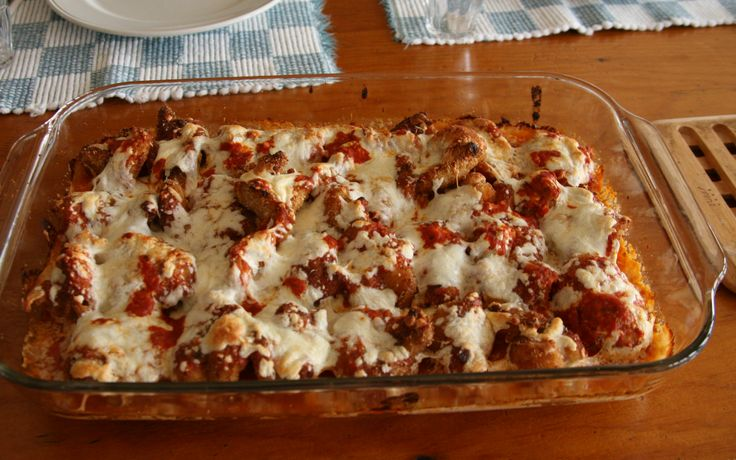 Just wanted to share this delicious recipe from Lidia Bastianich with you - Buon Gusto! Shrimp Parmigiana