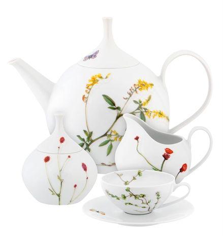15 Piece Tea Set Prairie | Vista Alegre