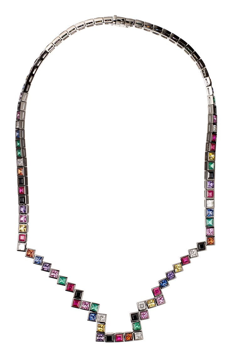 PACK - keep it colorful, just like the lights. This is Solange necklace is perfect. 212 872 2570