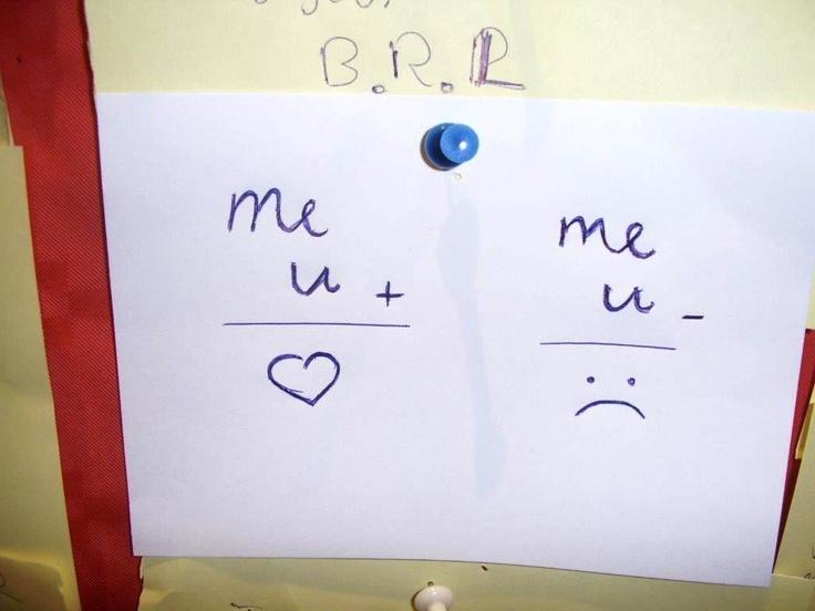 Mensaje en nuestro tablón de amor del Hotel Servigroup Pueblo // Left on our love board at the Hotel Servigroup Pueblo.