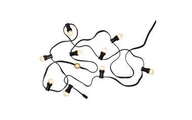Hanglampen: LICHTSNOER HELDER 10 LICHTS voor € 35,00| Koop online bij Kwantum.nl