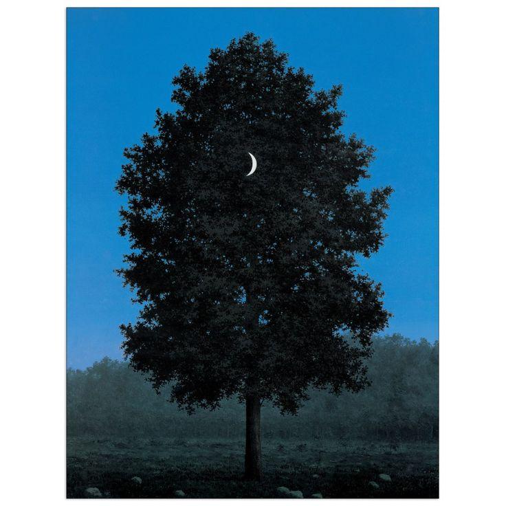 MAGRITTE - Le seize septembre 46x60 cm #artprints #interior #design #art #print #Magritte  Scopri Descrizione e Prezzo http://www.artopweb.com/EC21205