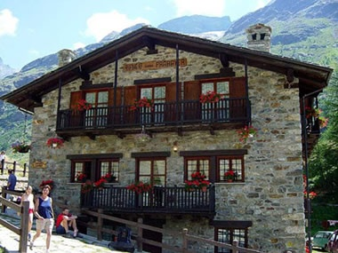 Rifugio Prarayer,Valle D'Aosta,Italy