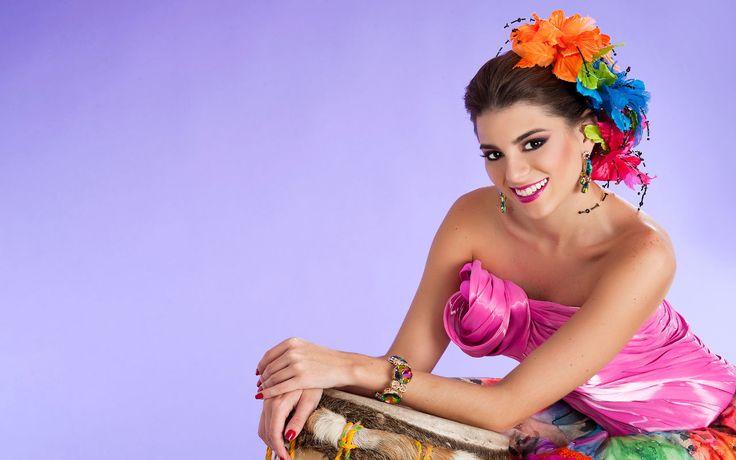 Cristina Felfle Fernández De CastroReina del Carnaval de Barranquilla 2015