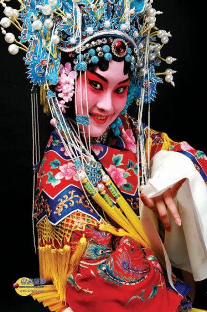 Beijing Opera. China