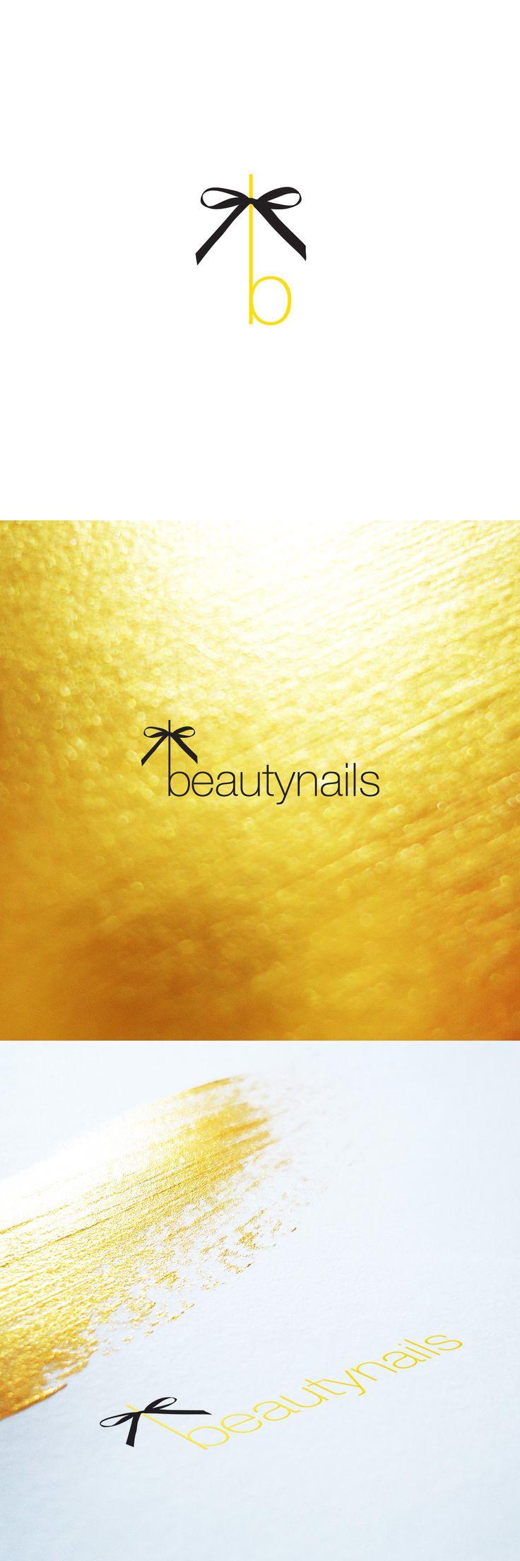 Porque pintarse las uñas es mucho más de lo que parece. Pinceladas de oro para la imagen corporativa de un centro de estética dedicado al cuidado de las uñas. #estudioisdesign #creamosmarca #design #diseño #oro #negro #minimalista #tipográfico #logo #type