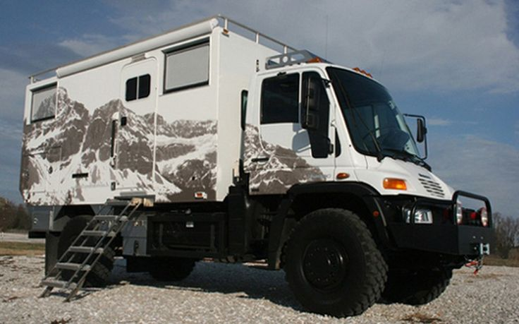 Extreme Off-Road Motorhomes | 4x4 Custom-Built Expedition Vehicle For Sale| Unimog Chassis | Global ...