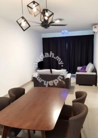 Kiara Residence 2 Bukit Jalil , Partly.Furnished - Apartments for rent in Bukit Jalil, Kuala Lumpur