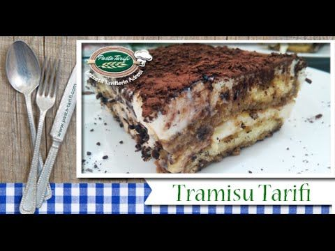 Tramisu Tarifi | Pasta Tarifleri , Yemek Tarifleri