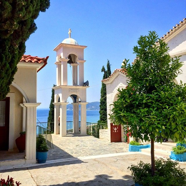 850 best images about Greece, the island Samos on Pinterest  Church, Bf and ...