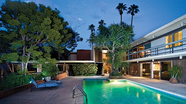 Steve McQueen's Palm Springs Home - Palm Springs Real Estate