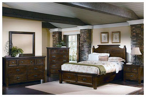 vaughan bassett furniture appalachian hardwood collection