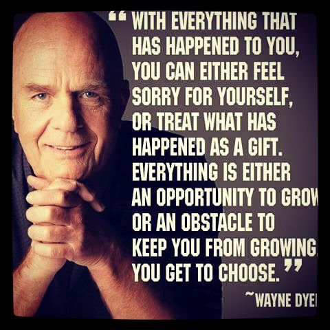 An extraordinary gentle soul, Dr. Wayne Dyer