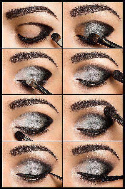 Love this smokey tutorial!