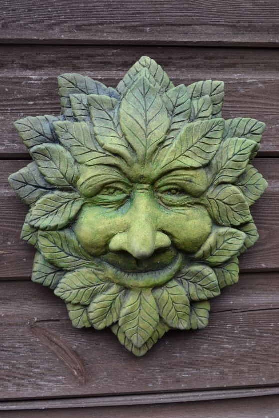310 Best Green Man Images On Pinterest Green Man Carved