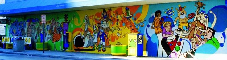 LEBO Miami Street Art