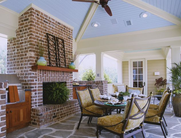 Margaret Donaldson Interiors Space In Southern Living Idea Home