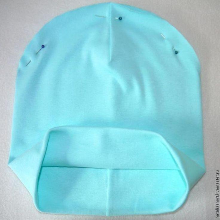 Шьем трикотажную шапку-носок быстро и легко - Ярмарка Мастеров - ручная работа, handmade