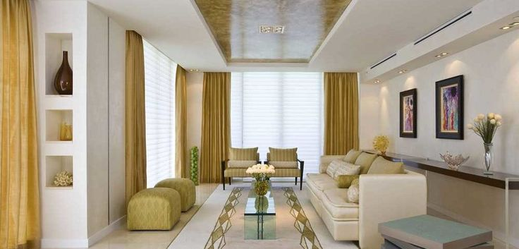 Decorating Ideas for Long Living Rooms